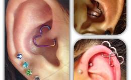 selection of ear hearts