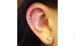 Fresh triple ear