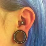 Daith ear heart