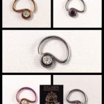 Niobium yin rings