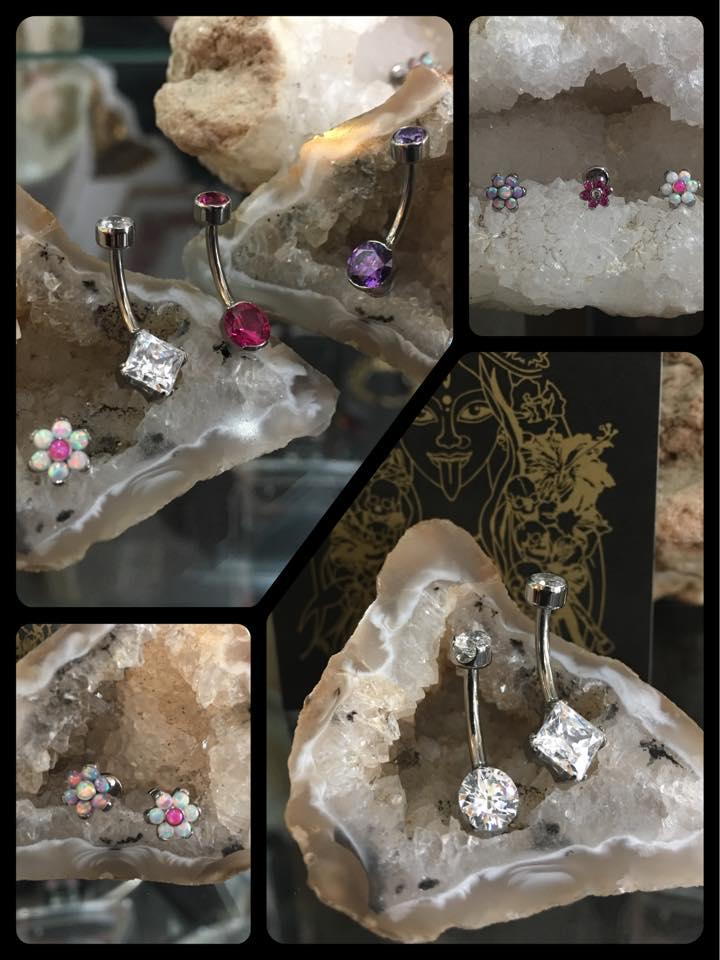 Bespoke, high end jewellery